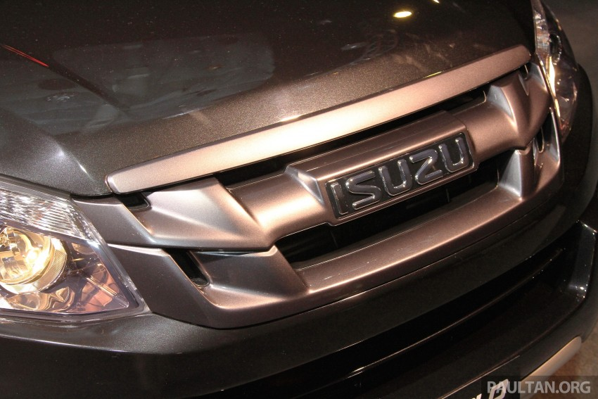Isuzu D-Max Diablo launched, priced from RM107,077 Image #318453