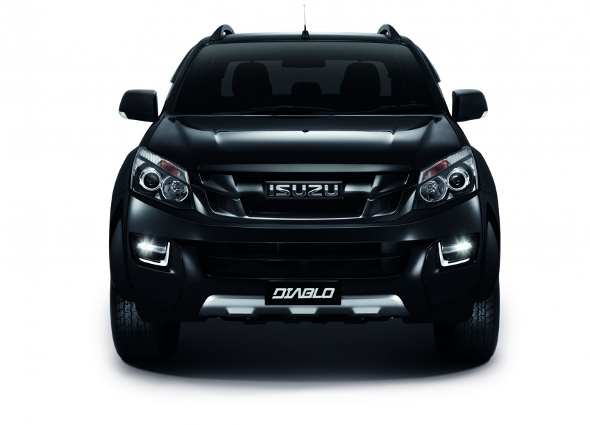 Isuzu D-Max Diablo launched, priced from RM107,077 Image #318395