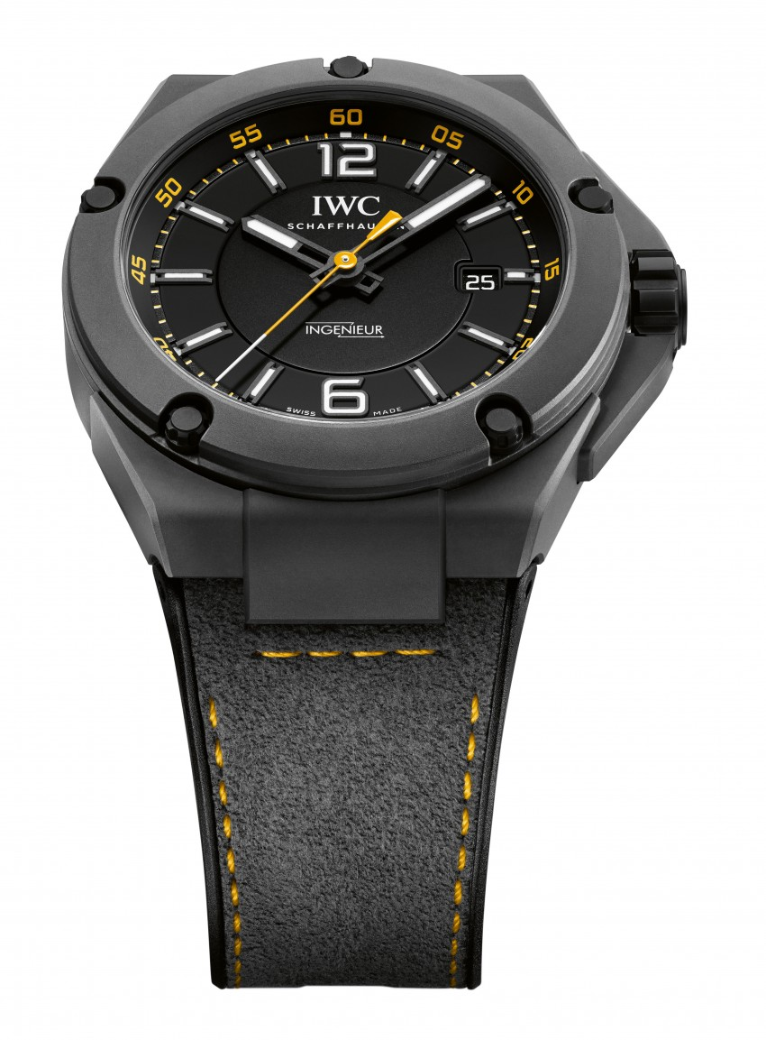 IWC Ingenieur Automatic 'AMG GT' edition marks a decade's partnership with Mercedes-AMG; 25 pcs only Image #320843