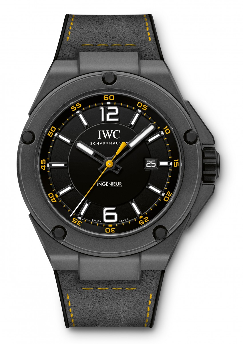 IWC Ingenieur Automatic 'AMG GT' edition marks a decade's partnership with Mercedes-AMG; 25 pcs only Image #320844