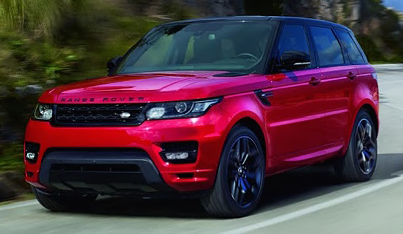 Land Rover to introduce Range Rover Sport HST in NY Image 321046