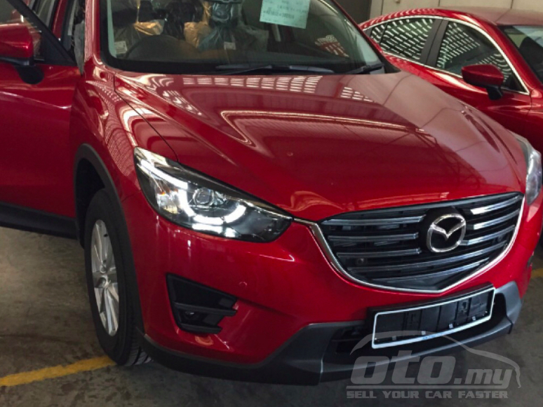 Mazda CX-5 facelift – ads appear on oto.my, RM172k Image #317587