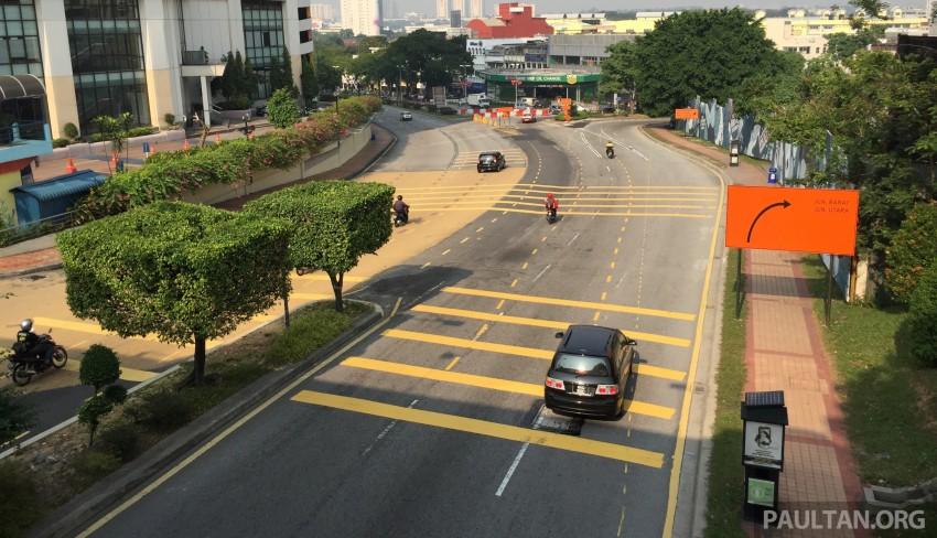 Petaling Jaya one-way loop enters Phase 2 expansion Image #319380