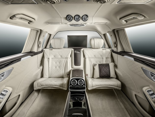 2018 mercedes maybach pullman. Delighful Maybach MercedesMaybach S600 Pullman With 2018 Mercedes Maybach Pullman N