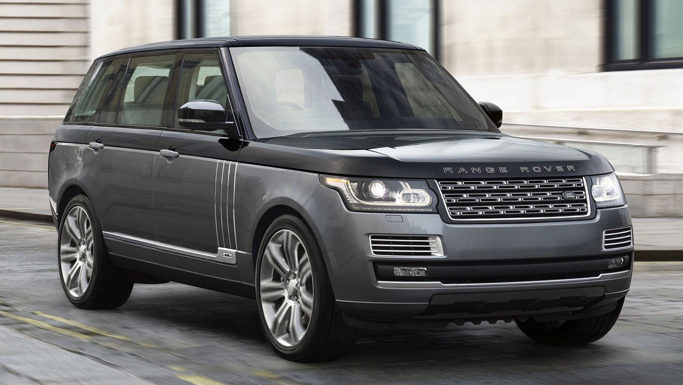 Výsledek obrázku pro Range Rover SVAutobiography
