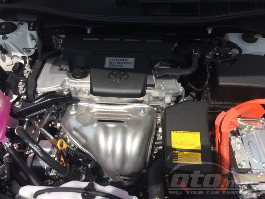 Toyota Camry facelift – M'sia to get new 2.0L VVT-iW? Image #318176
