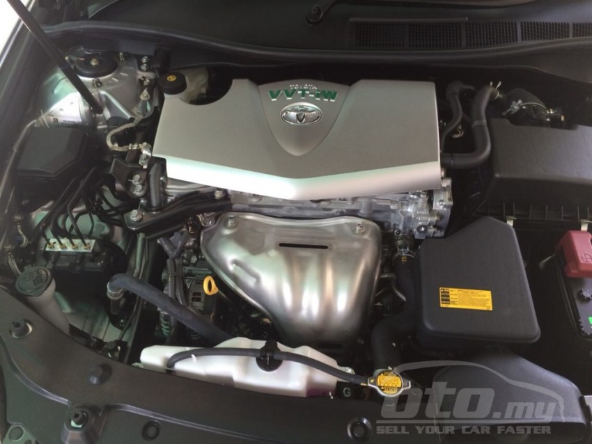 Toyota Camry facelift – M'sia to get new 2.0L VVT-iW? Image #318177