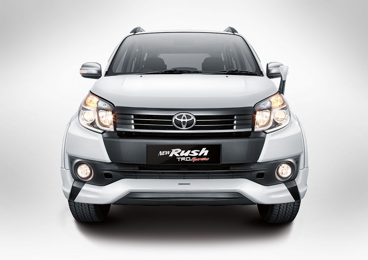 Toyota Rush 2018 >> Toyota Rush, Daihatsu Terios facelift now in Indonesia Paul Tan - Image 320143