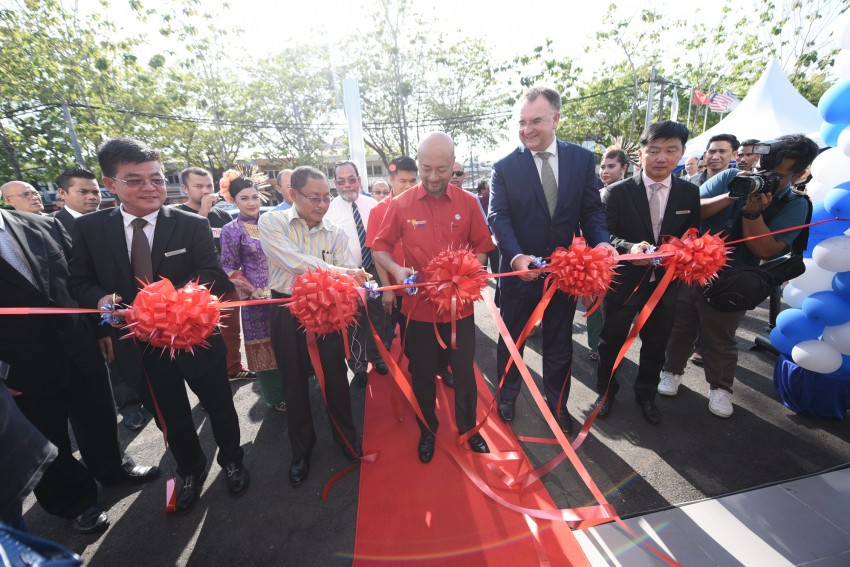 Volkswagen upgrades Langkawi centre to 3S facility Image #316381
