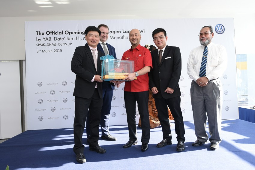 Volkswagen upgrades Langkawi centre to 3S facility Image #316382