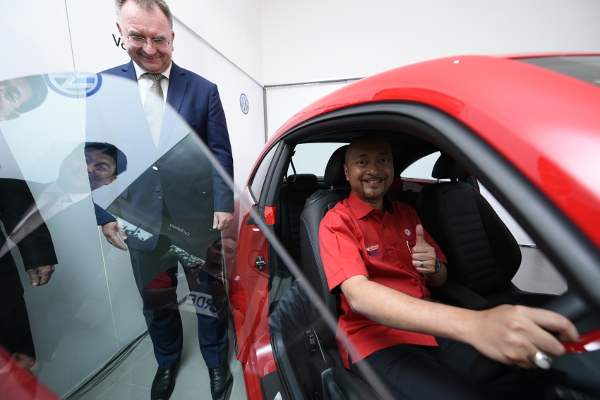 Volkswagen upgrades Langkawi centre to 3S facility Image #316384
