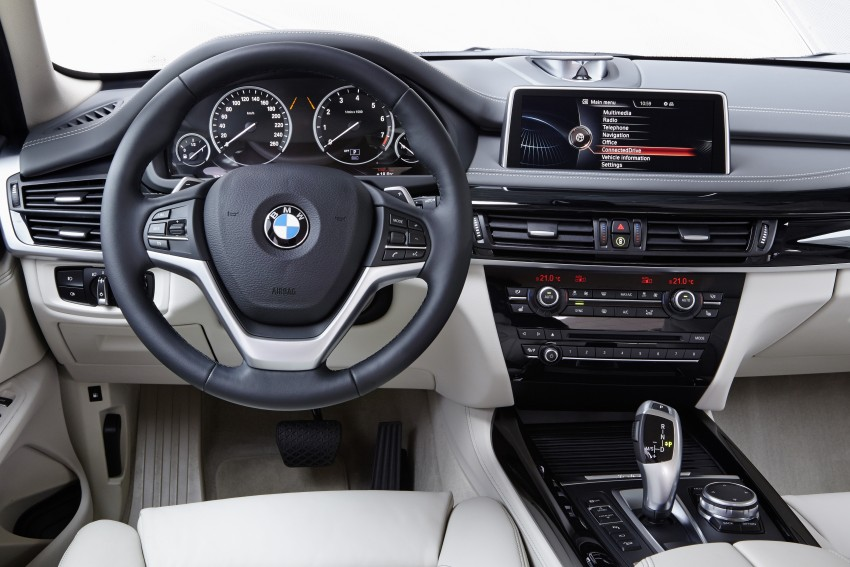 BMW X5 xDrive40e revealed – first non-i plug-in hybrid Image #353267
