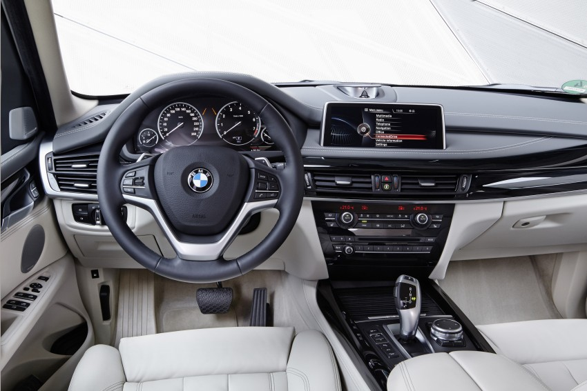 BMW X5 xDrive40e revealed – first non-i plug-in hybrid Image #353268