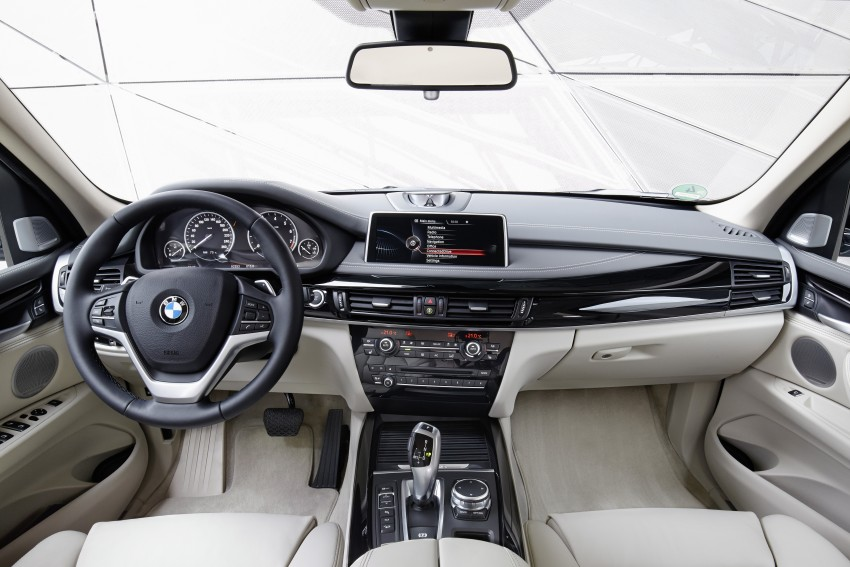 BMW X5 xDrive40e revealed – first non-i plug-in hybrid Image #353269