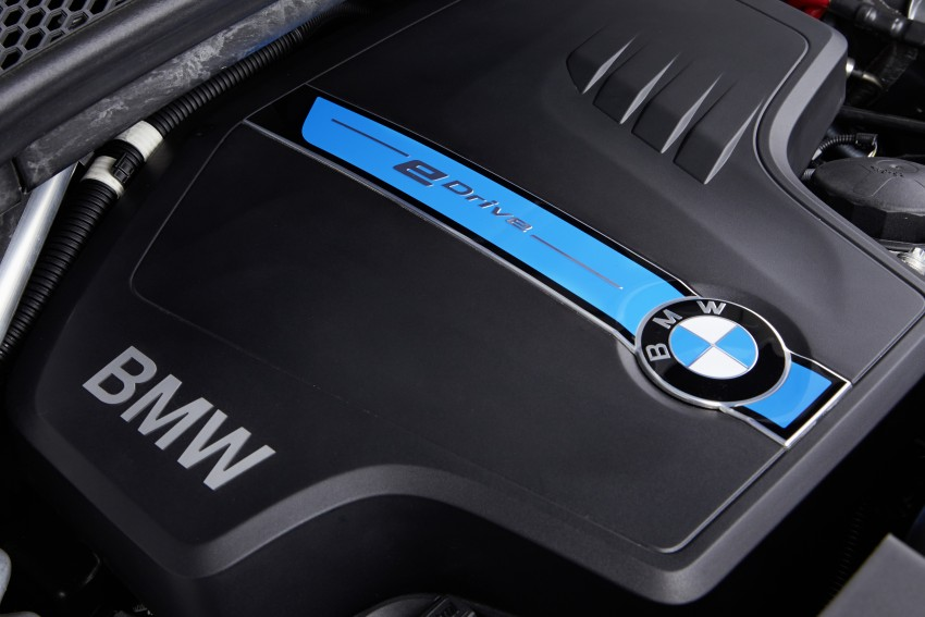BMW X5 xDrive40e revealed – first non-i plug-in hybrid Image #353135