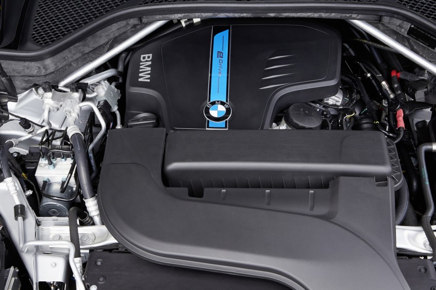 BMW X5 xDrive40e revealed – first non-i plug-in hybrid Image #353136