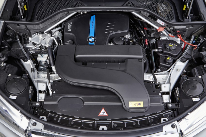BMW X5 xDrive40e revealed – first non-i plug-in hybrid Image #353137