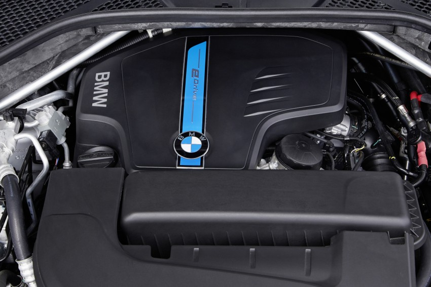 BMW X5 xDrive40e revealed – first non-i plug-in hybrid Image #353138