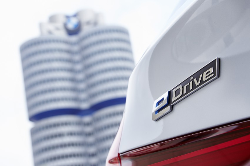 BMW X5 xDrive40e revealed – first non-i plug-in hybrid Image #353141