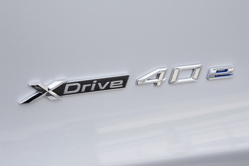 BMW X5 xDrive40e revealed – first non-i plug-in hybrid Image #353147