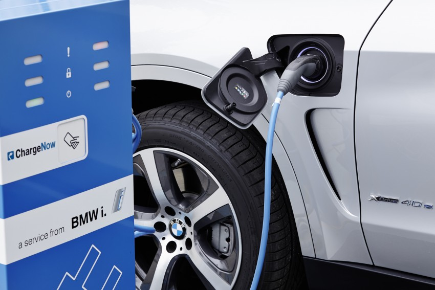 BMW X5 xDrive40e revealed – first non-i plug-in hybrid Image #353163