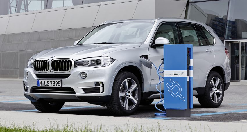 BMW X5 xDrive40e revealed – first non-i plug-in hybrid Image #353168