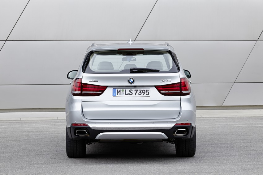 BMW X5 xDrive40e revealed – first non-i plug-in hybrid Image #353182