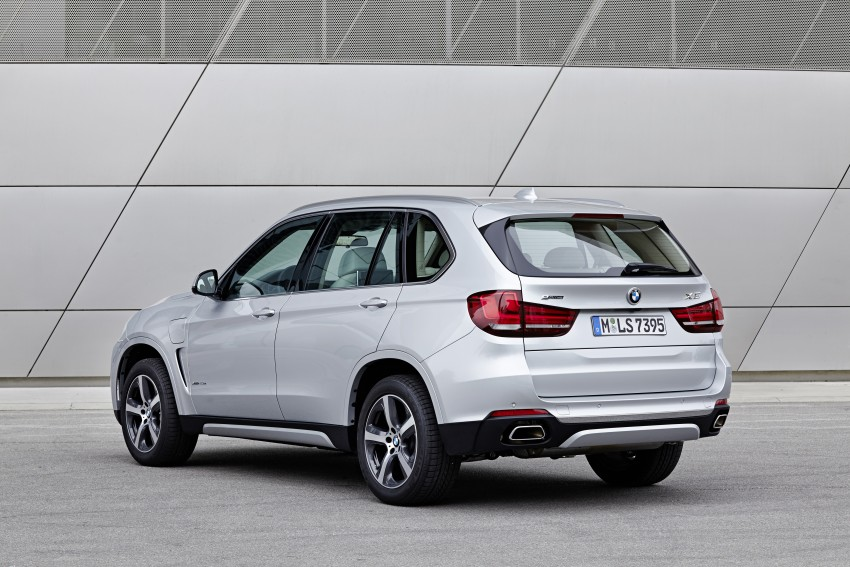 BMW X5 xDrive40e revealed – first non-i plug-in hybrid Image #353186