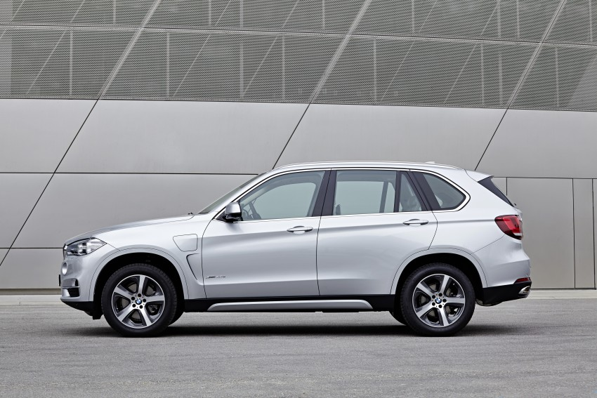 BMW X5 xDrive40e revealed – first non-i plug-in hybrid Image #353189