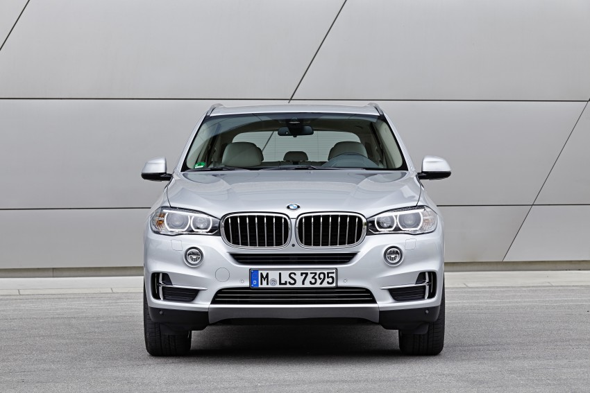 BMW X5 xDrive40e revealed – first non-i plug-in hybrid Image #353191