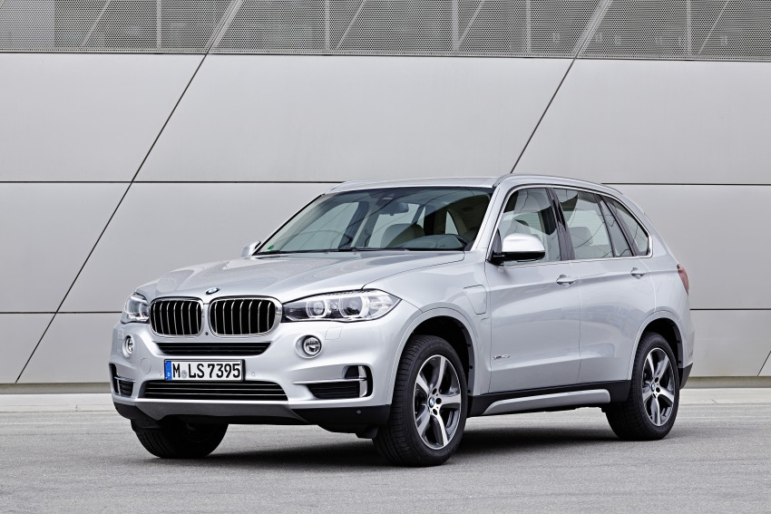 BMW X5 xDrive40e revealed – first non-i plug-in hybrid Image #353194