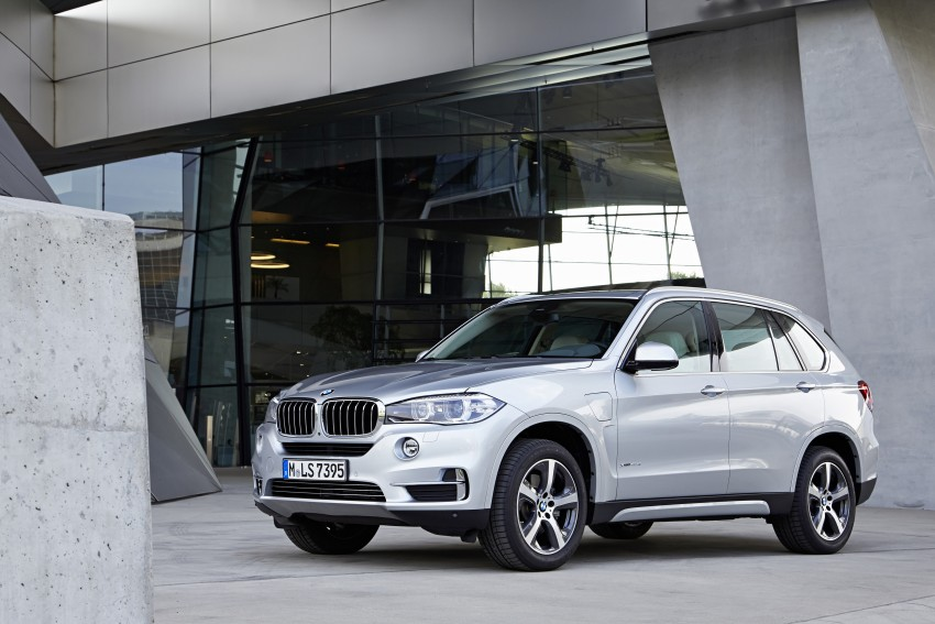 BMW X5 xDrive40e revealed – first non-i plug-in hybrid Image #353197