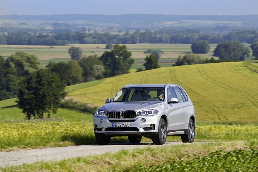 BMW X5 xDrive40e revealed – first non-i plug-in hybrid Image #353200