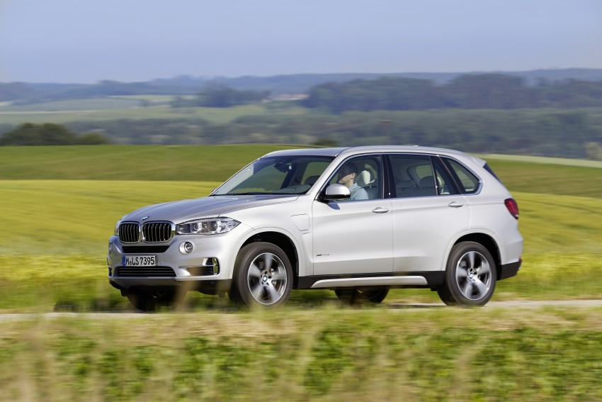 BMW X5 xDrive40e revealed – first non-i plug-in hybrid Image #353204