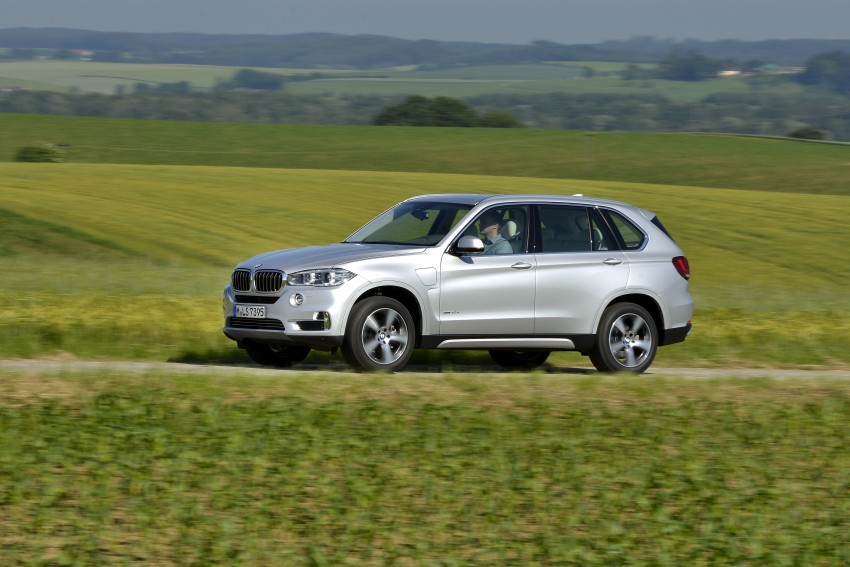 BMW X5 xDrive40e revealed – first non-i plug-in hybrid Image #353210