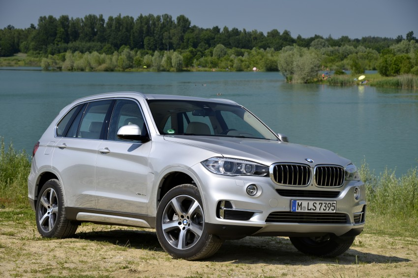 BMW X5 xDrive40e revealed – first non-i plug-in hybrid Image #353212