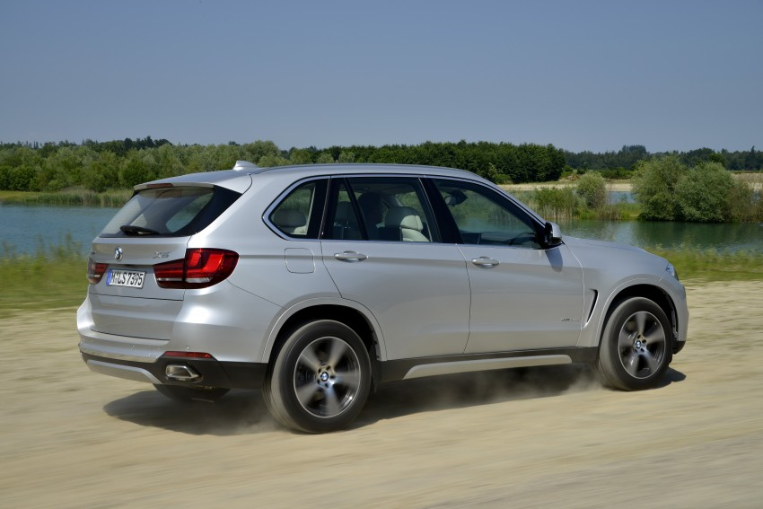 BMW X5 xDrive40e revealed – first non-i plug-in hybrid Image #353215