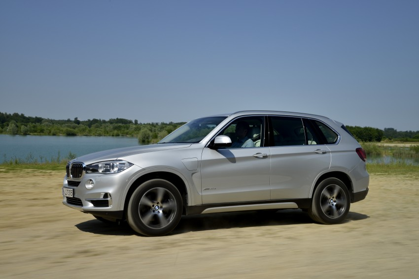 BMW X5 xDrive40e revealed – first non-i plug-in hybrid Image #353216