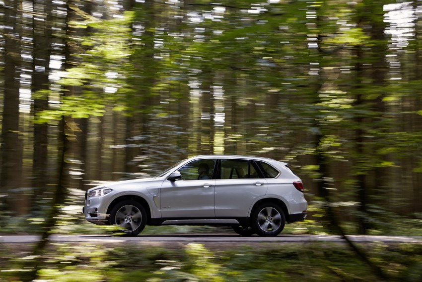 BMW X5 xDrive40e revealed – first non-i plug-in hybrid Image #353217