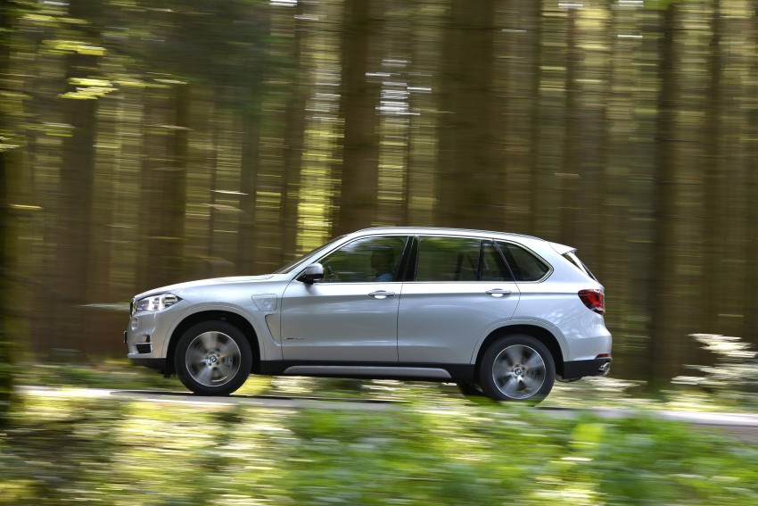 BMW X5 xDrive40e revealed – first non-i plug-in hybrid Image #353218