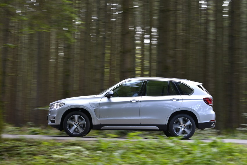 BMW X5 xDrive40e revealed – first non-i plug-in hybrid Image #353219