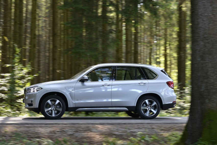BMW X5 xDrive40e revealed – first non-i plug-in hybrid Image #353220