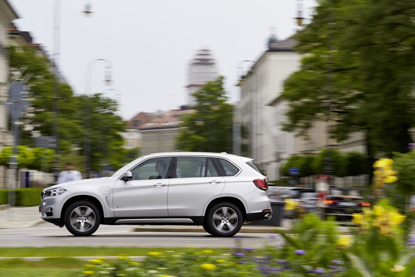 BMW X5 xDrive40e revealed – first non-i plug-in hybrid Image #353221