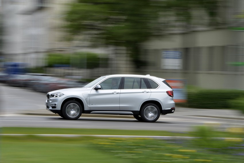 BMW X5 xDrive40e revealed – first non-i plug-in hybrid Image #353222