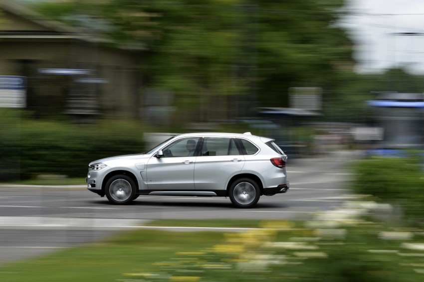 BMW X5 xDrive40e revealed – first non-i plug-in hybrid Image #353223
