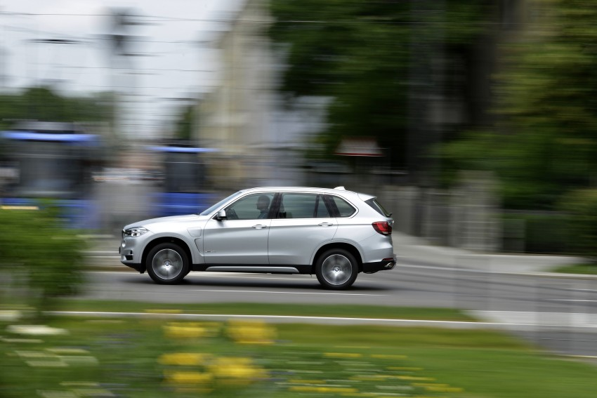 BMW X5 xDrive40e revealed – first non-i plug-in hybrid Image #353224