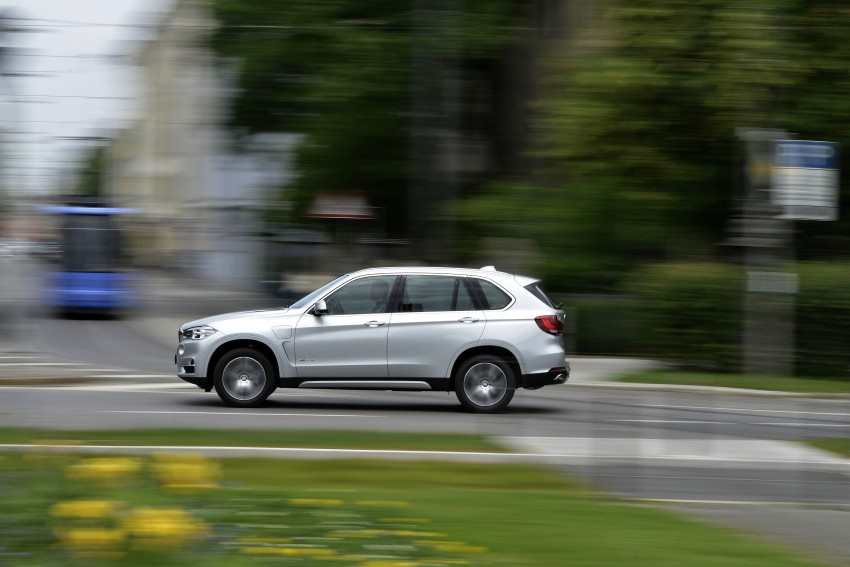 BMW X5 xDrive40e revealed – first non-i plug-in hybrid Image #353227