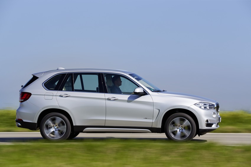 BMW X5 xDrive40e revealed – first non-i plug-in hybrid Image #353228