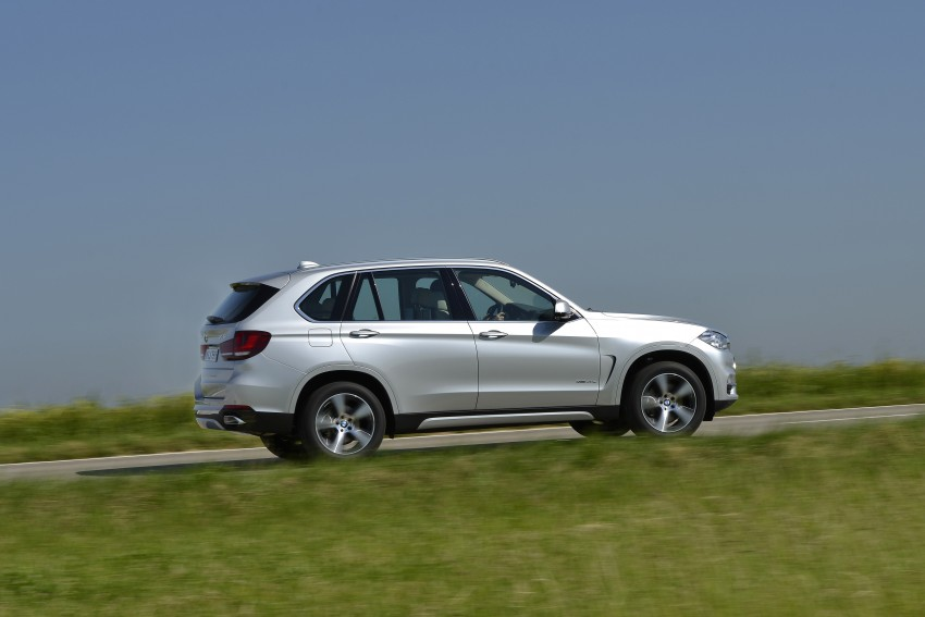 BMW X5 xDrive40e revealed – first non-i plug-in hybrid Image #353229