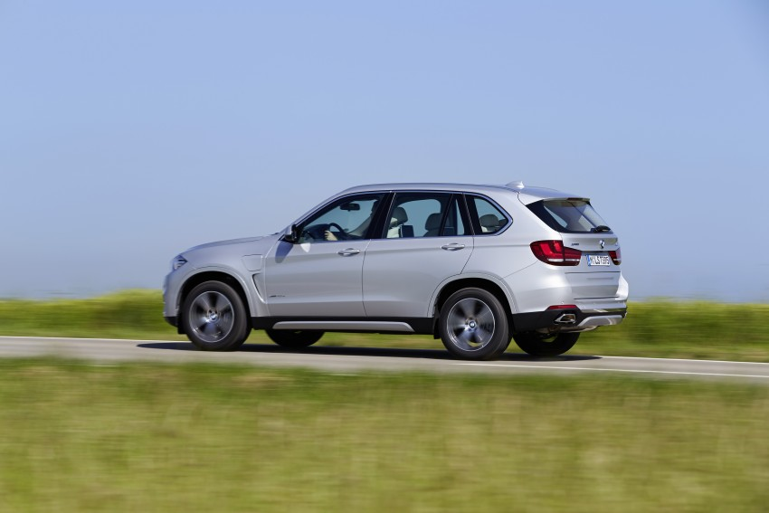 BMW X5 xDrive40e revealed – first non-i plug-in hybrid Image #353230